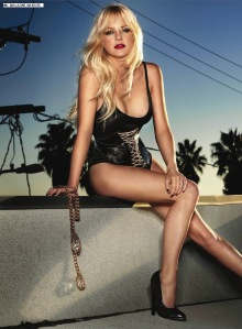 Anna Faris on TMC Magazine